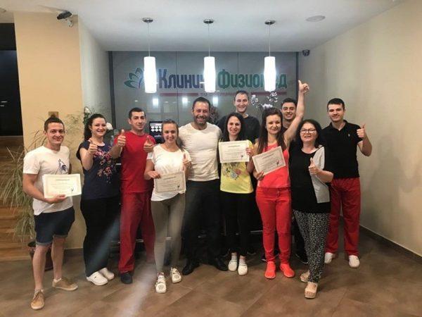 Професор Николай Попов, Мануална терапия, намаляване на стреса | Клиника Физиомед | Physiomed Clinic